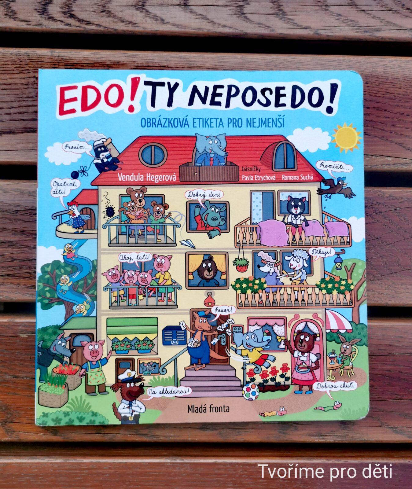 Pracovní listy: Edo! Ty neposedo!