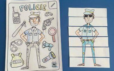 Aktivity na téma POLICIE